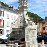 Fontaine de la Roche Guyon