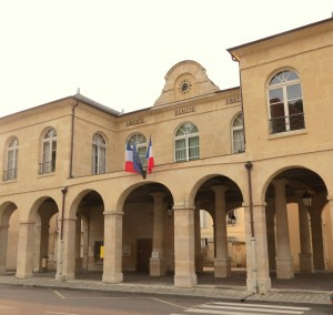 Mairie de la Roche Guyon