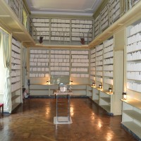 Bibliothèque du Château de La Roche-Guyon