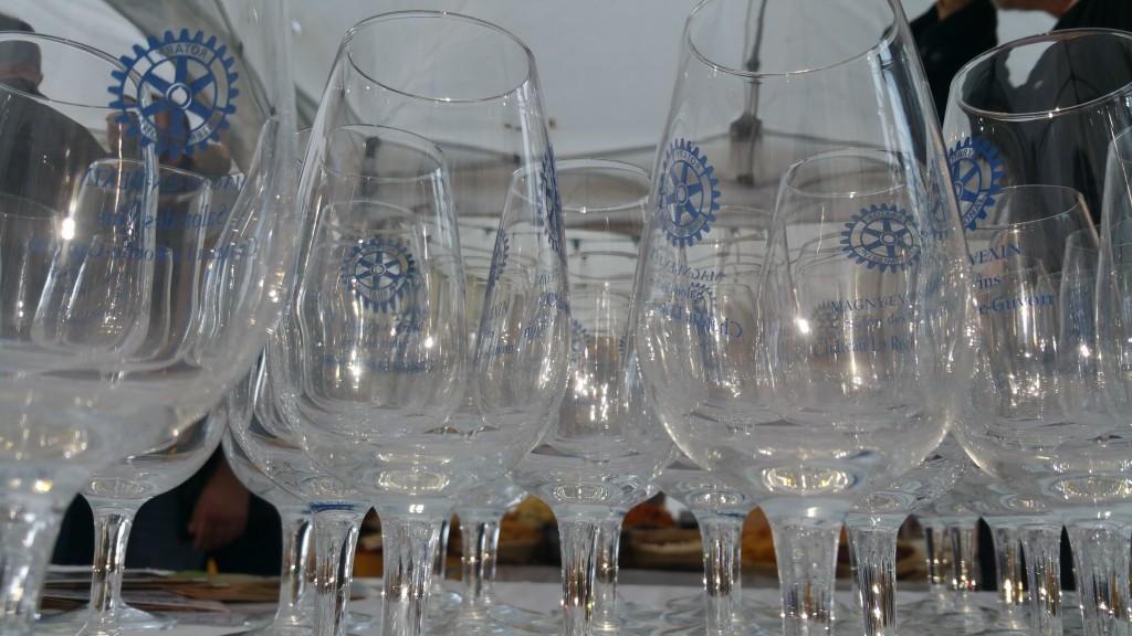 Salon du vin de la Roche Guyon