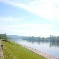 Bord de Seine de la Roche Guyon