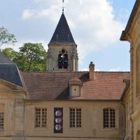 Portail du Château de La Roche-Guyon