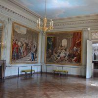 Grand salon du Château de La Roche-Guyon