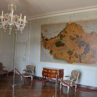 Petit salon du Château de La Roche-Guyon