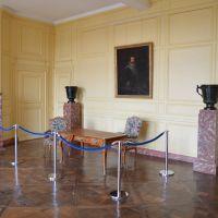 Salle de billard du Château de La Roche-Guyon