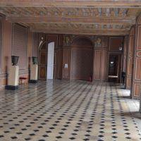 Salle des gardes du Château de La Roche-Guyon